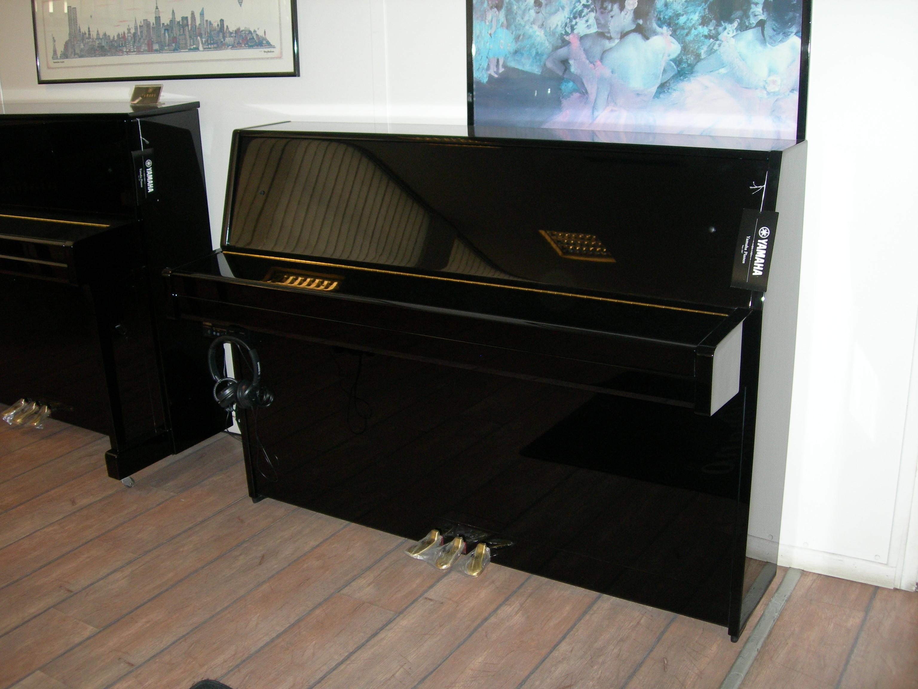 Pianoforti : Pianoforte verticale Yamaha B1 SG2